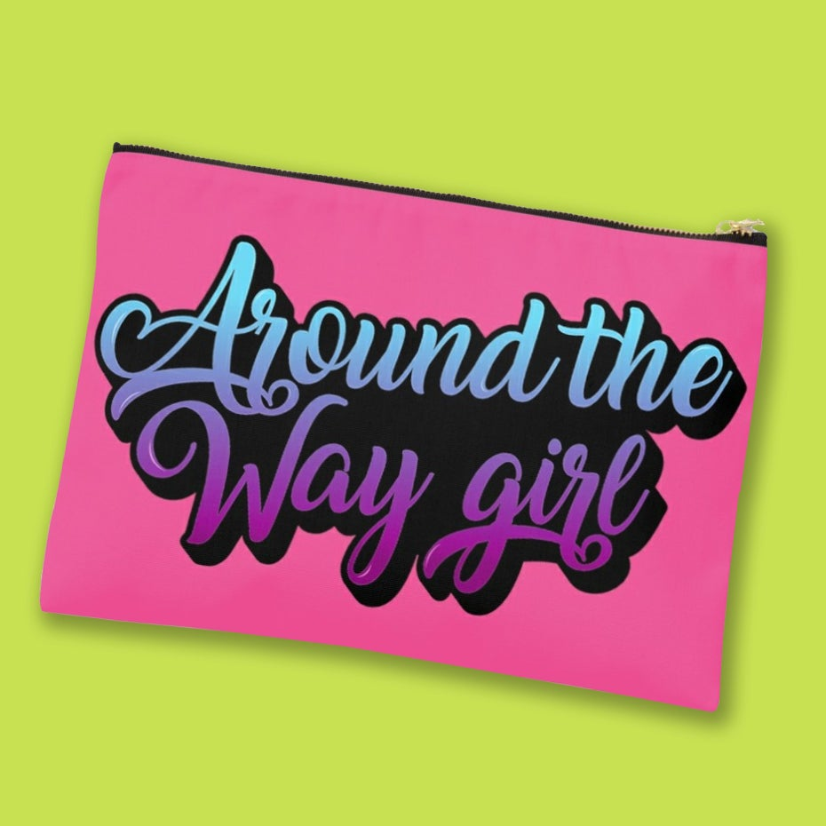 Image of Around The Way Girl Clutch
