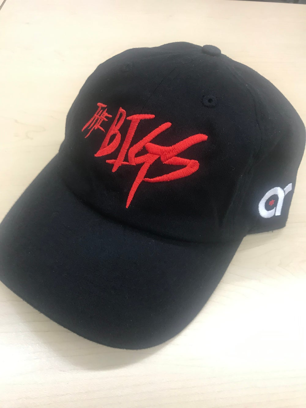 Image of The BIGS OG Dad's Crown (Red)