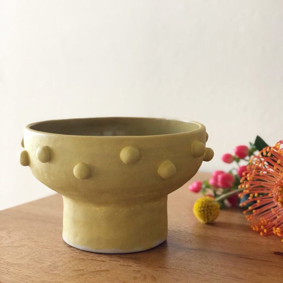 Image of Yellow Bowl