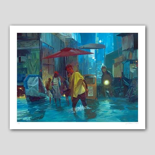 """Image of Andrew Hem, """"Typhoon"""""""