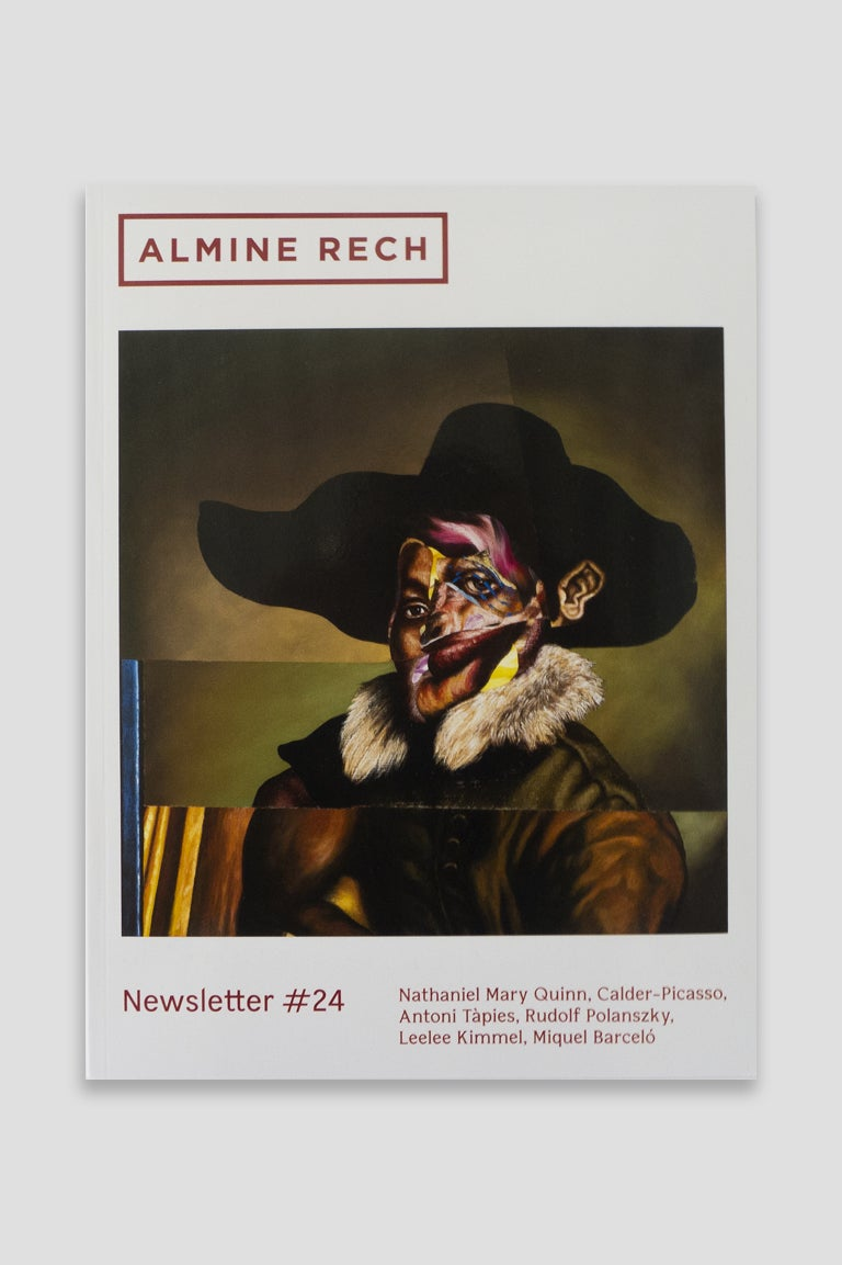 Image of Almine Rech - Newsletter #24