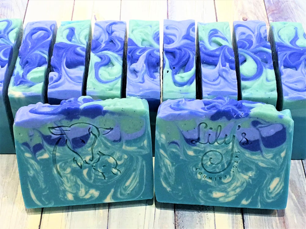 Image of Waterfall Goat Milk Soap