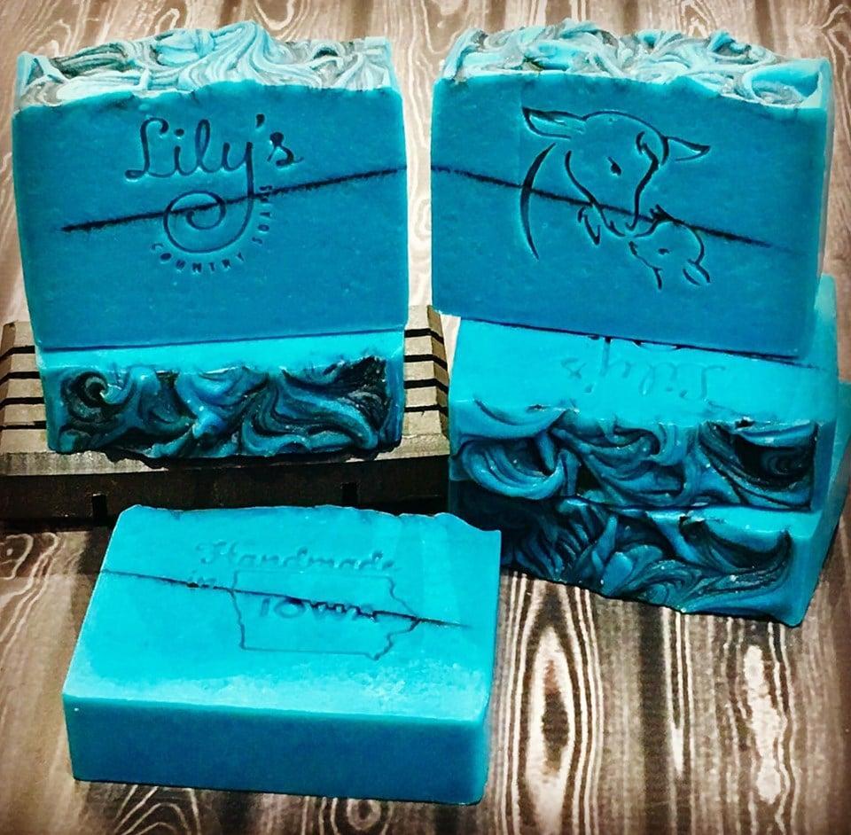 Image of Black Pearl Goat Milk Soap