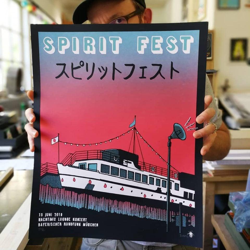 Image of SPIRIT FEST <br>スピリットフェスト<br>(MUNICH 2019)