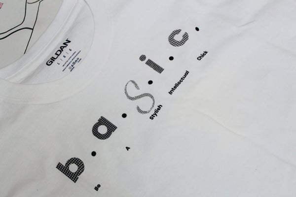 Image of b. a. 𝒮. i. c.  T-shirt