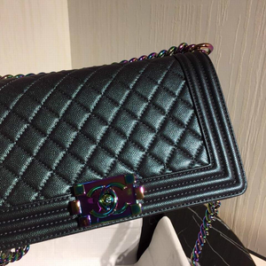 Image of CC Iridescent Shoulder Bag