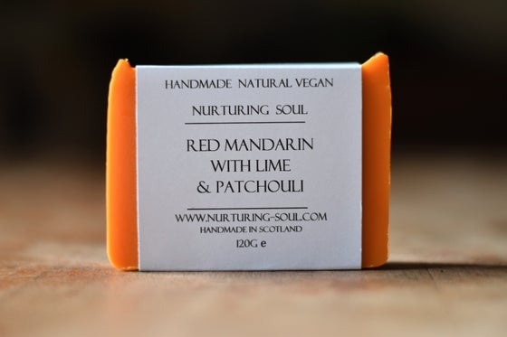 Image of Red Mandarin with Lime & Patchouli