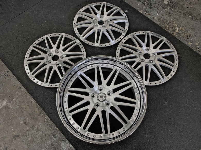 "Image of 20"" S10 BB Ceramic for Audi (reverse lip)"
