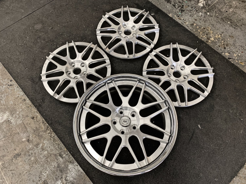 "Image of 19"" SP16 BB Ceramic for Lexus/ Toyota (reverse lip) or 20"" Step Lip"