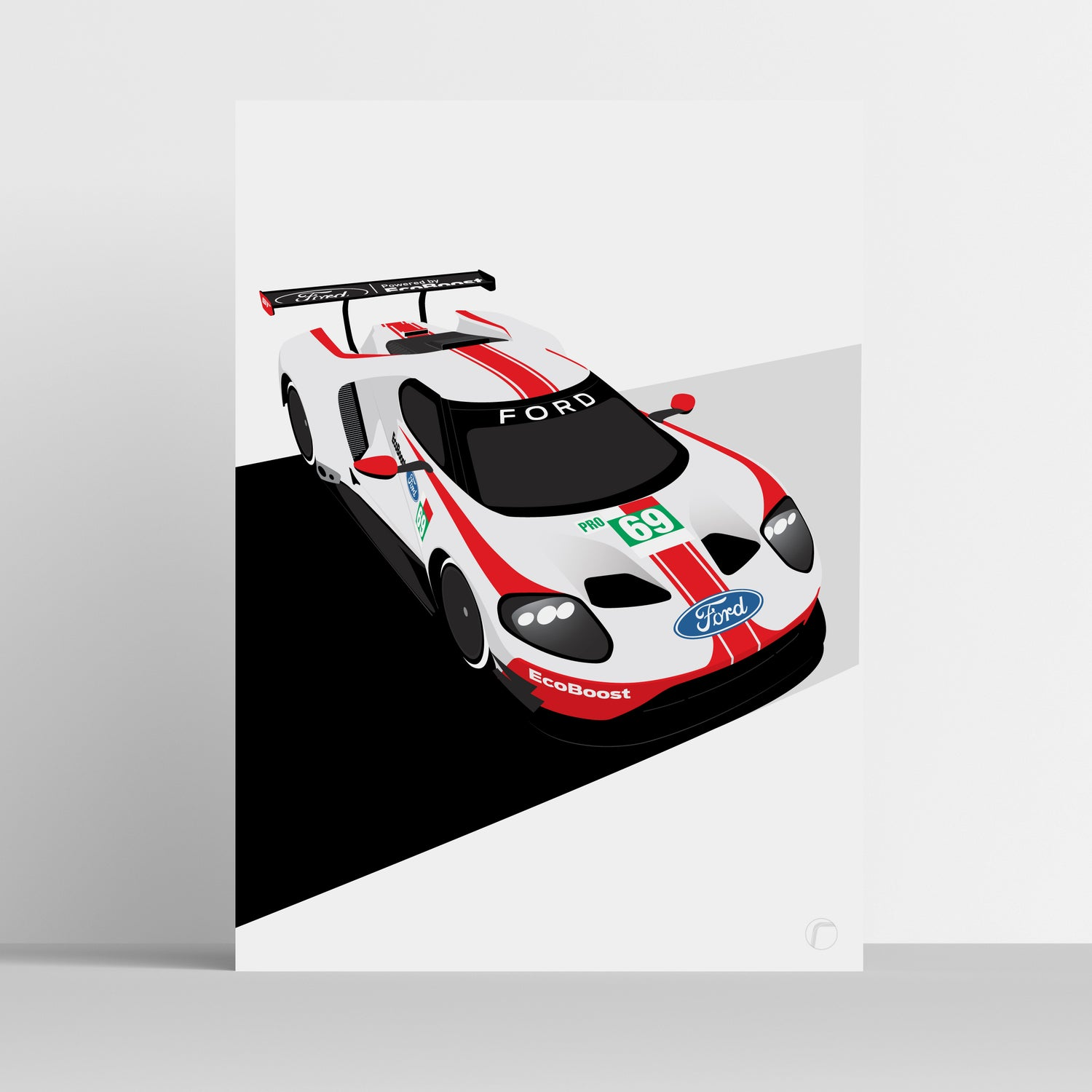 Image of Ford GT40 | Le Mans #69 2019