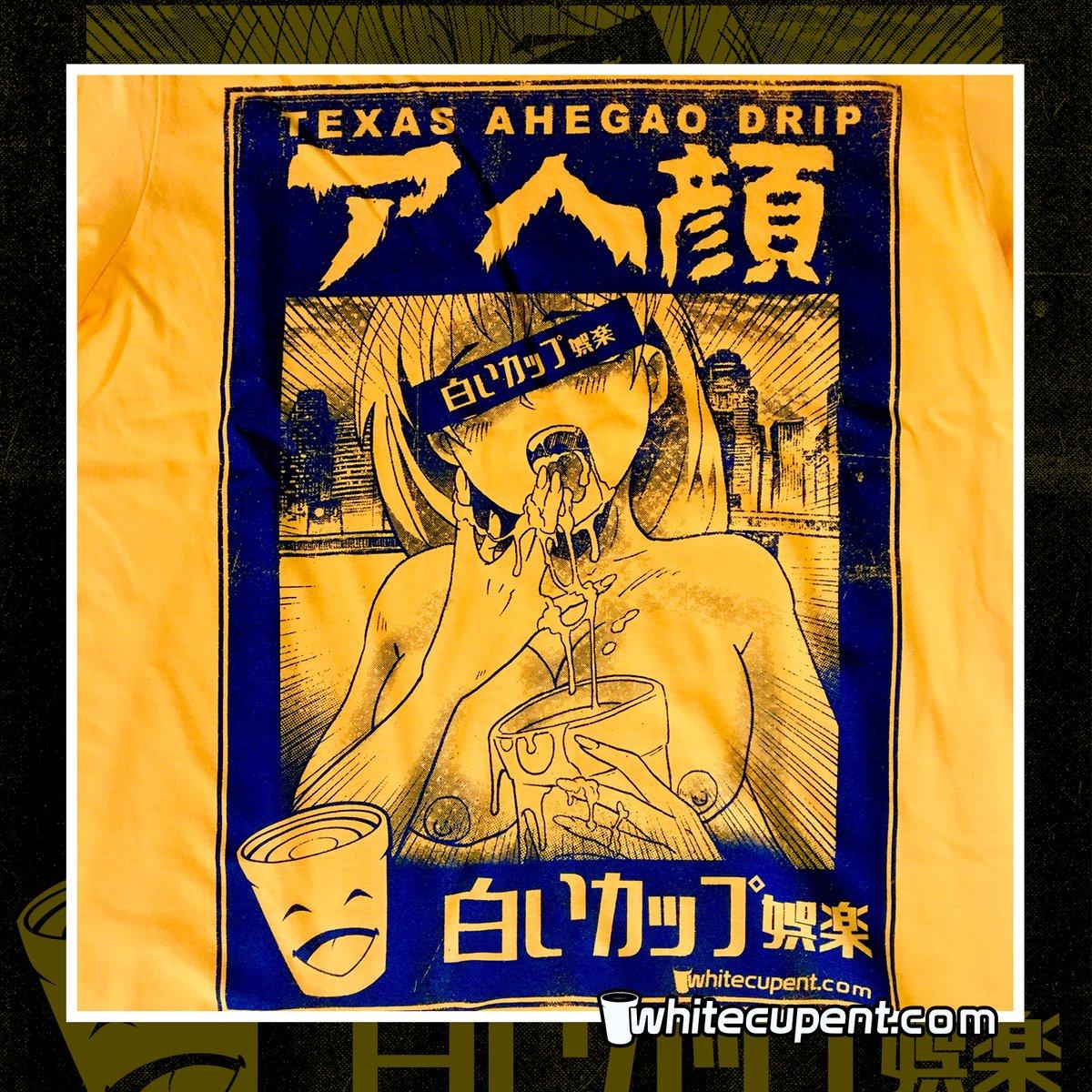Texas Ahegao Drip