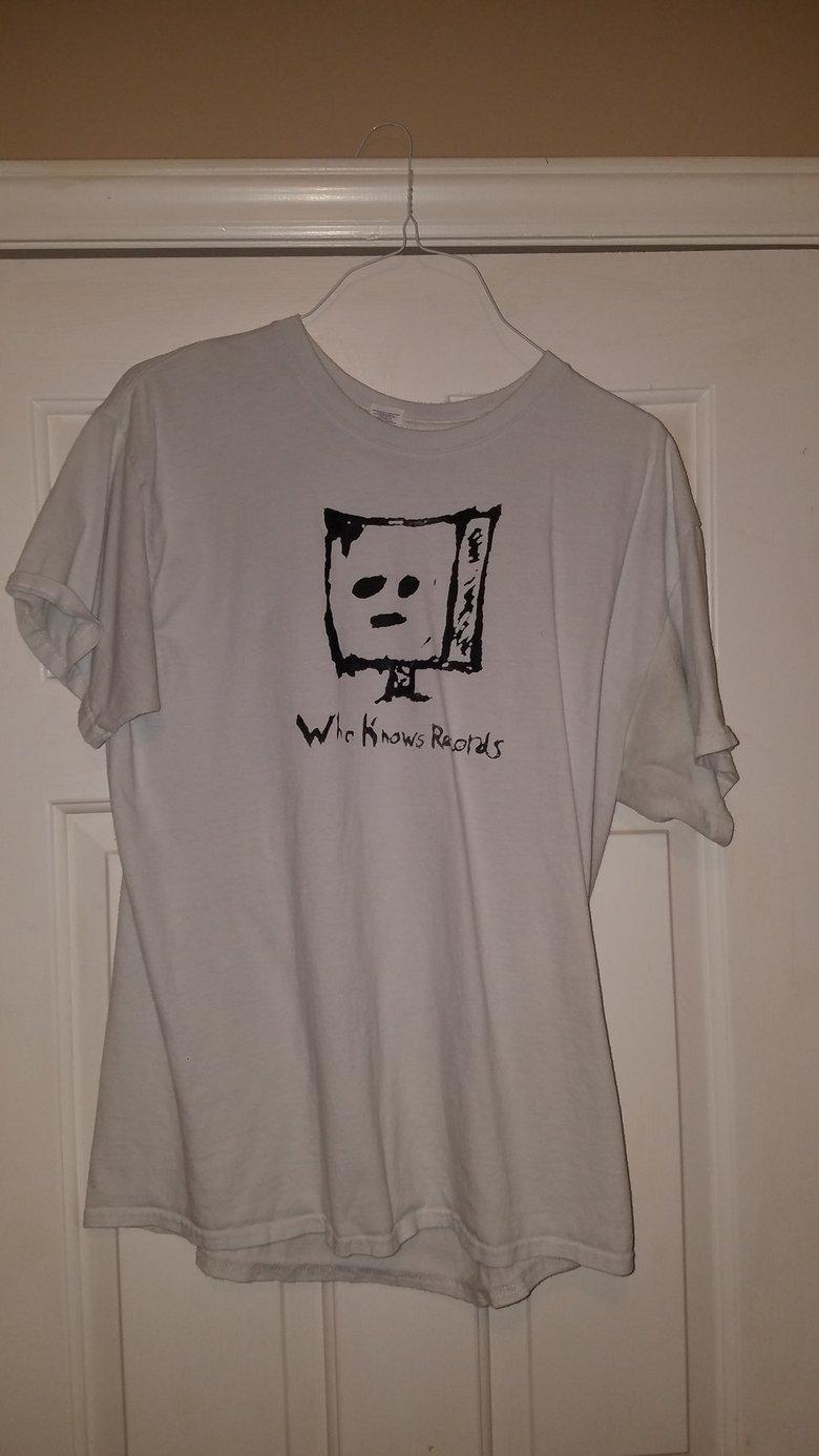 Image of White WKR Shirt