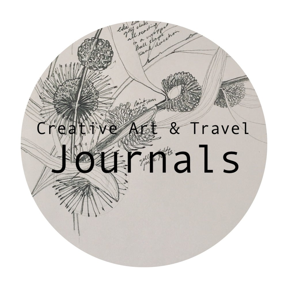 Image of Creative Art and Travel Journals