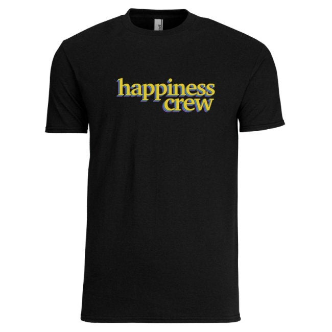 Image of Yellow Logo T Shirt