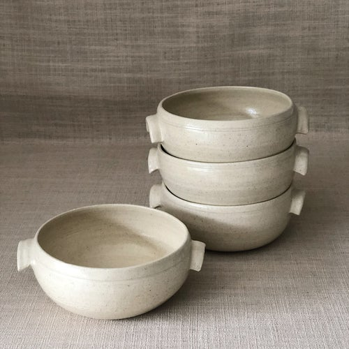 Image of ZEN CREAM SOUP BOWL
