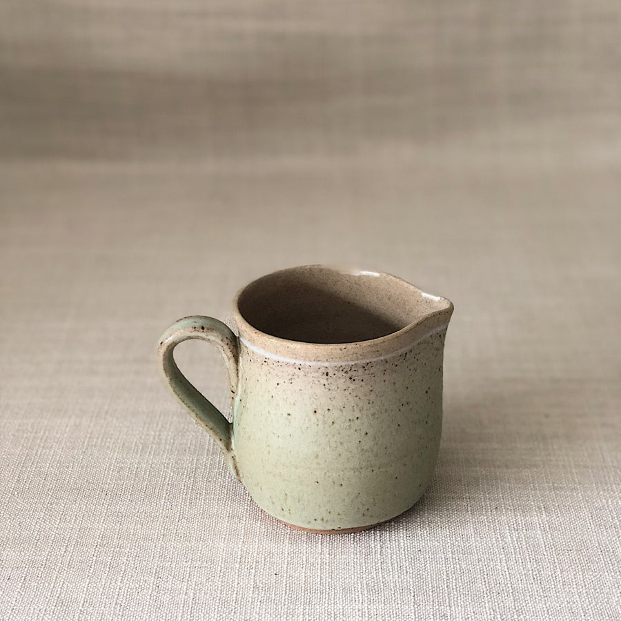 Image of MIST GREEN SMALL JUG