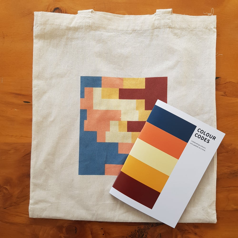 Image of Tote & Zine Bundle (Limited Edition)