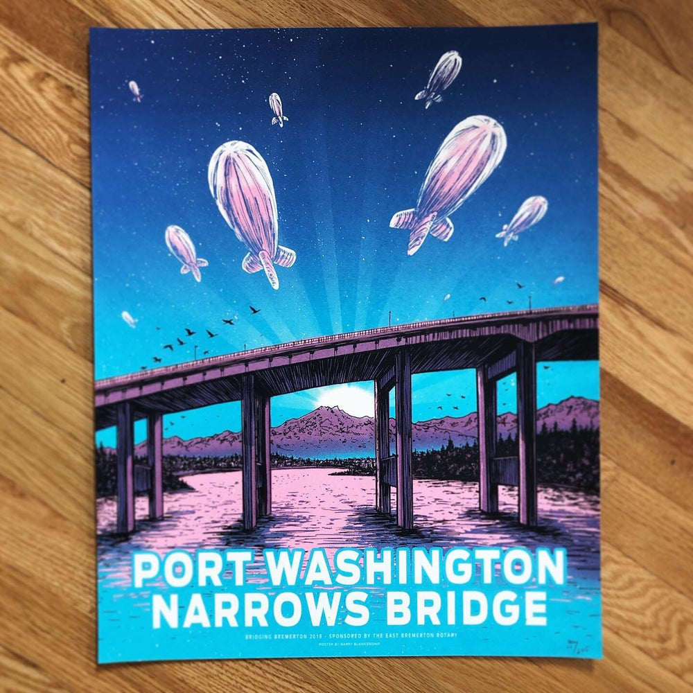 Image of Bridging Bremerton Port Washington Narrows Bridge
