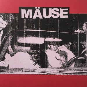 "Image of MÄUSE ""Knietief In Kobras/Batteriesäuregirl"" 7"" + DL-Code"