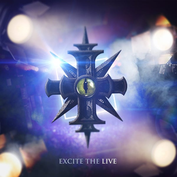 Image of Excite the Live (CD)