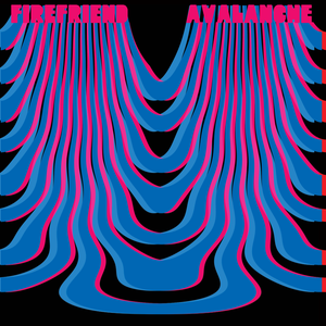 Image of Firefriend - Avalanche (2xLP - Colour Vinyl) Cardinal Fuzz