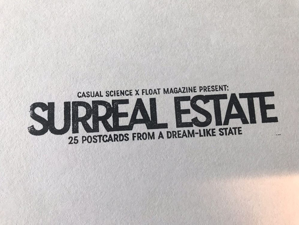 Image of Surreal Estate - Postcards Only
