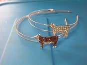 Image of Head bands -  goat, sheep, pig, beef,  or 4-H headbands