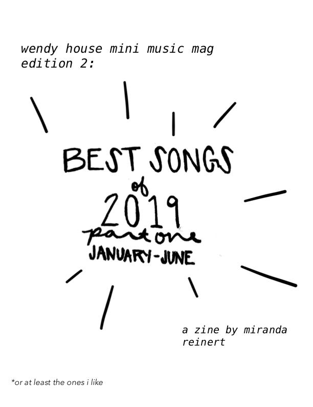 Image of mini music mag #2