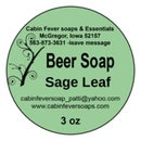 Image of Beer Soap