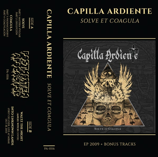 "Image of Capilla Ardiente ""Solve et Coagula"" CS /// PA-1016"
