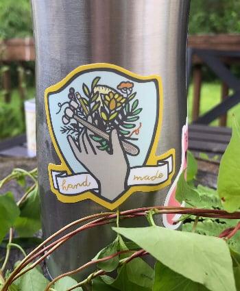 Image of Handmade Sticker