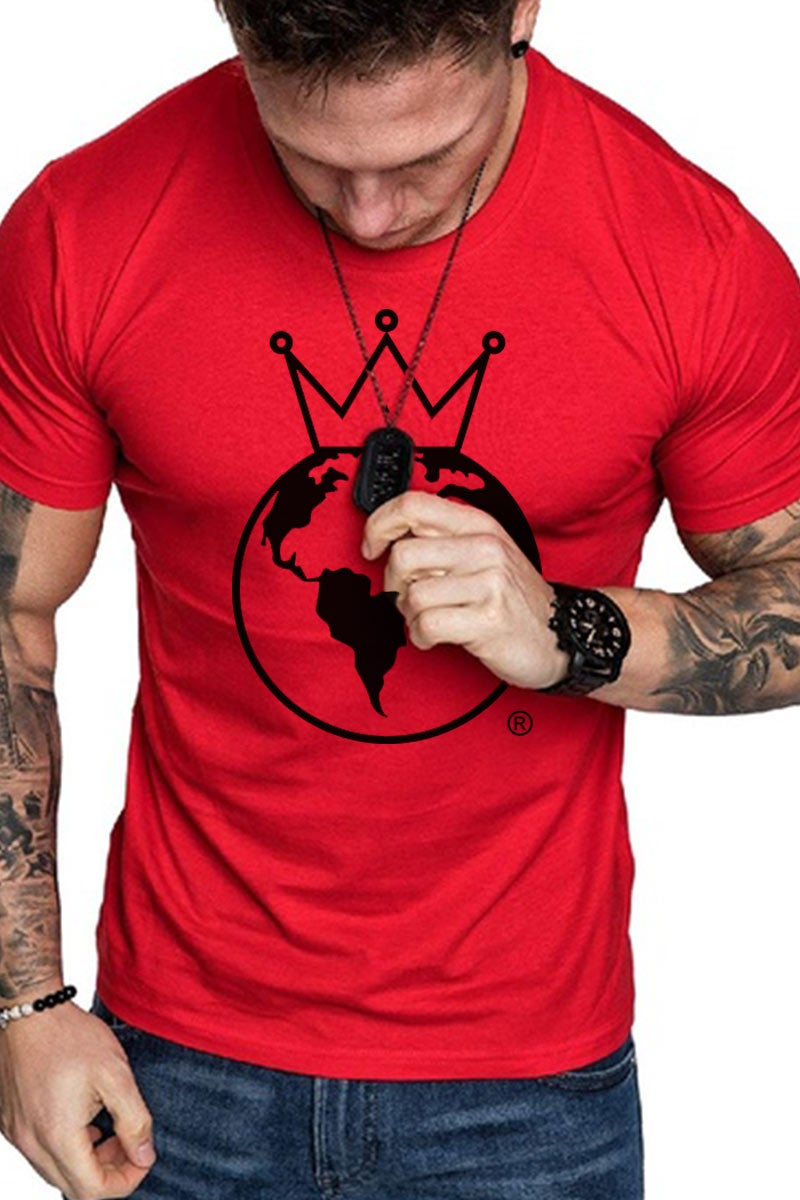 Image of WDW T-shirt Red