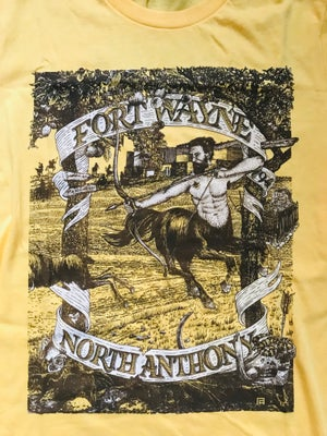 Image of North Anthony | T-Shirt | Fort Wayne Fantasy Pt. 2