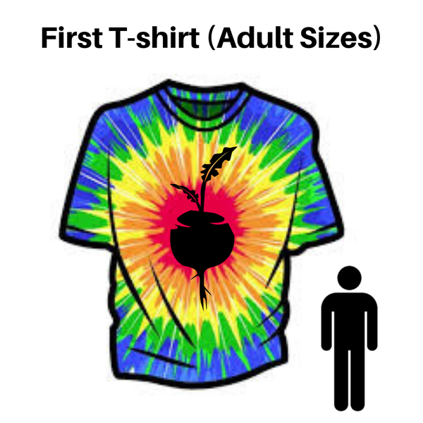 Image of First T-Shirt, Adult Sizes