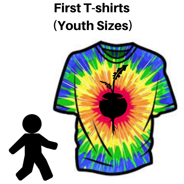 Image of First T-Shirt, Youth Sizes