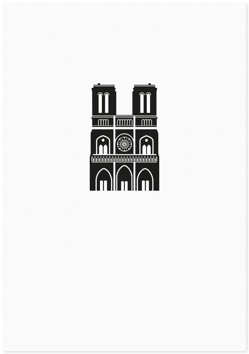 Image of notre dame | limited edition