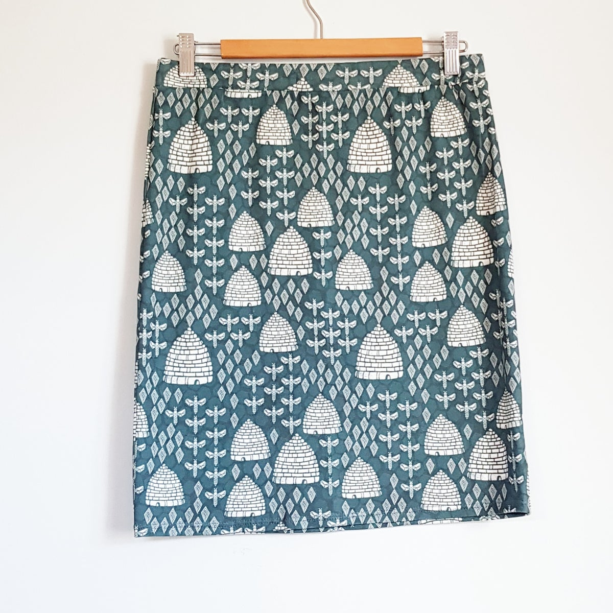 Image of Pencil Skirt - Beekeeper *LAST ONE SIZE S*