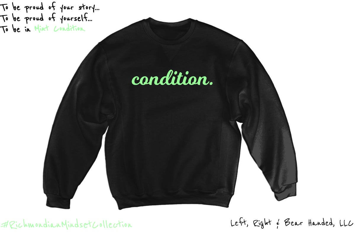 Image of Mint Condition Crewneck