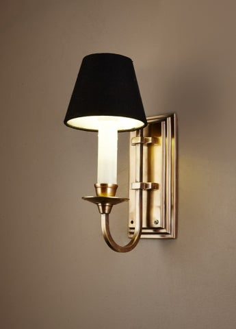 Image of Brass Wall Sconce