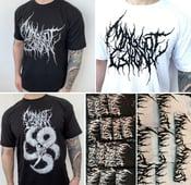 Image of Maggot Colony Merch Tshirts