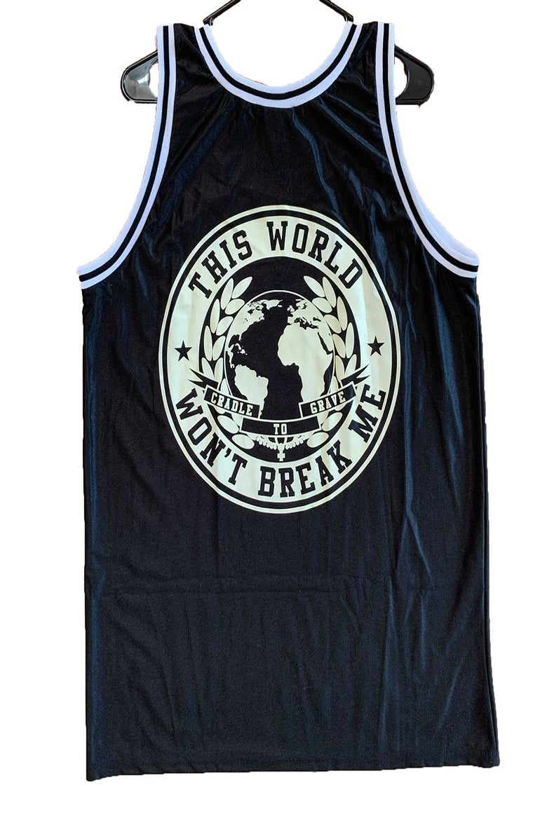 Image of Unbreakable Basketball Jersey