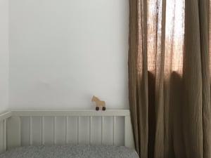 Image of gauze curtain