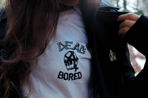 "Image of ""DEAD BORED"" T-shirt"