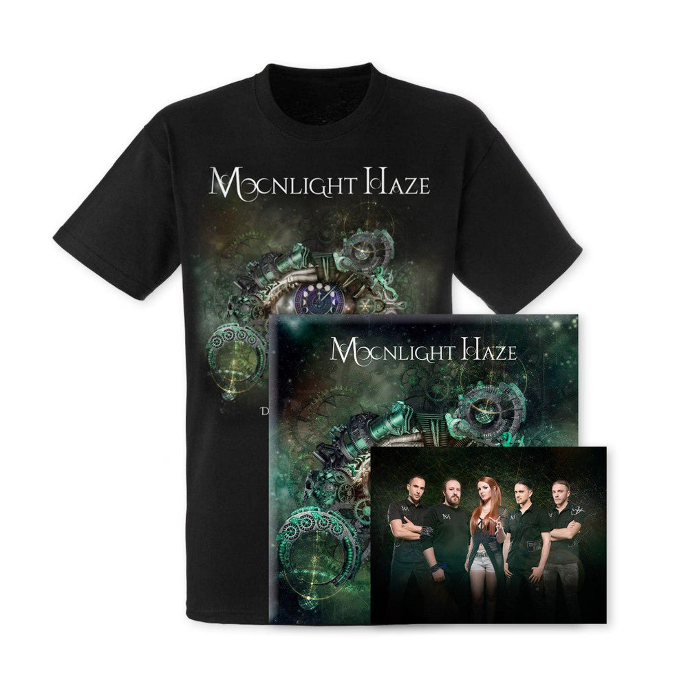 Image of DE RERUM NATURA (2019) CD + T-SHIRT Bundle [few t-shirts left!]