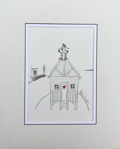 Image of Avocet Hut of Love