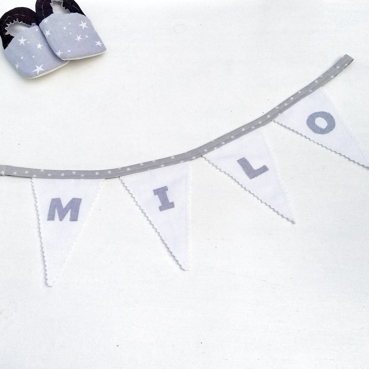 Image of Mini Personalised Bunting