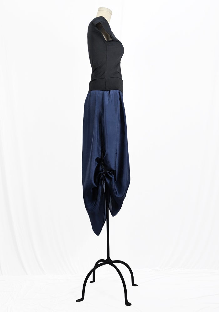 Image of Poseidon Skirt - Midnight