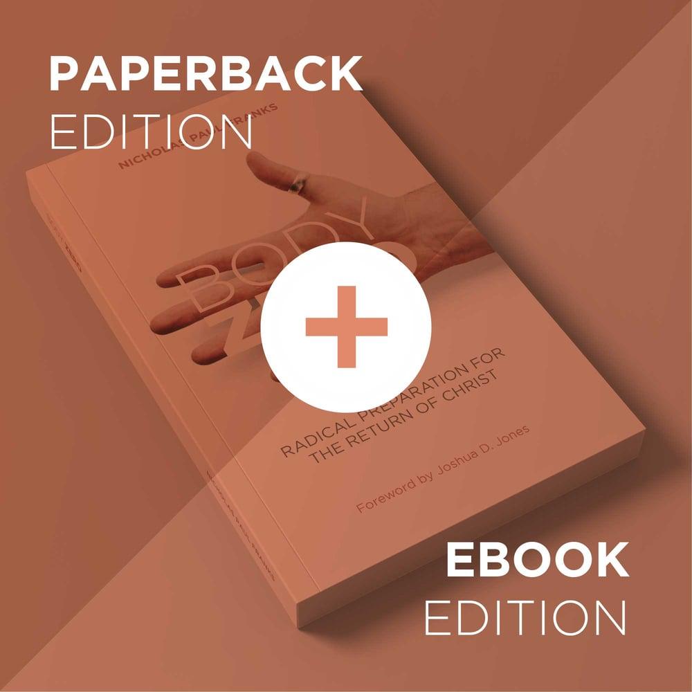 Image of Body Zero - Paperback & eBook Bundle