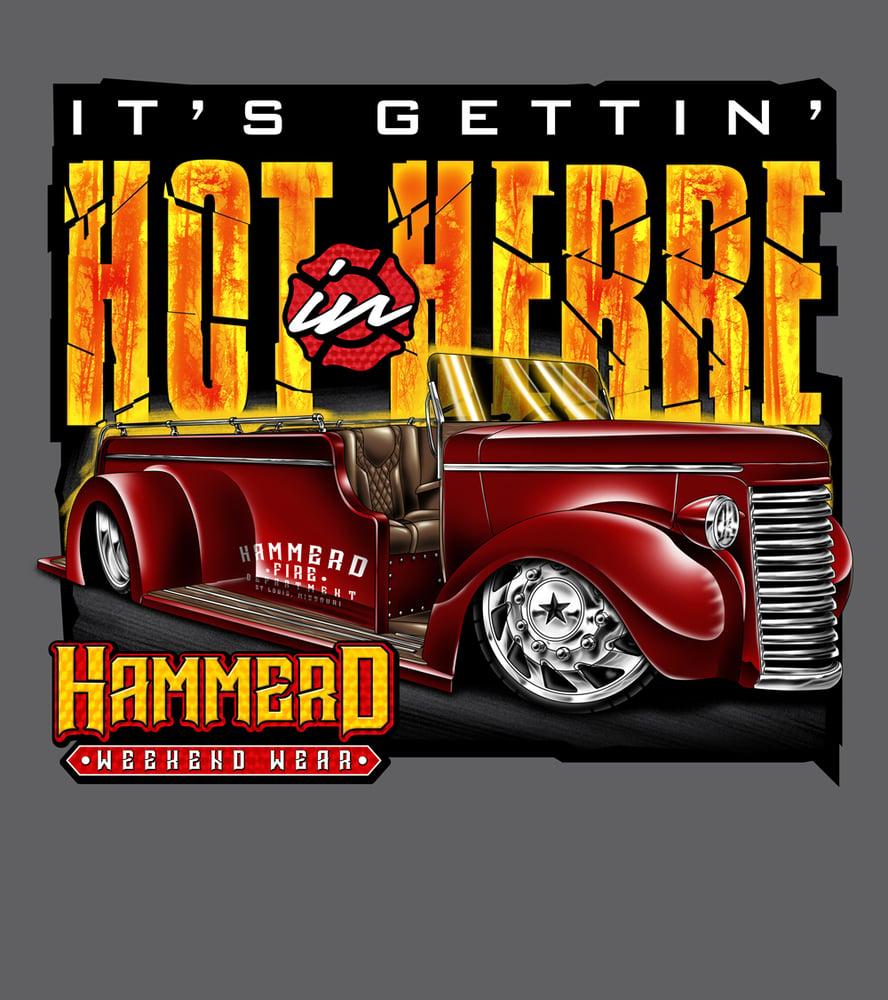 Image of Hammerd firetruck