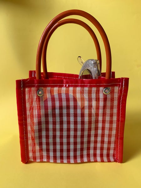 Image of Chivata Red Gingham